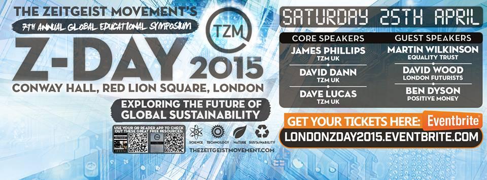zday 2015 london